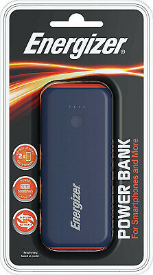 Power Bank 5000 Mah Slim Portable Phone Charger Battery Charger For Apple Iphone