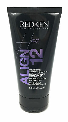 Redken Align 12 Protective Straightening Lotion Medium Hair 5 Oz  (Straightening Lotion)