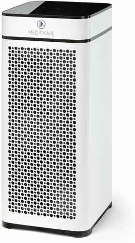 Medify MA-40 v2.0 with H13 HEPA filter - a higher grade of HEPA   Refurb - White