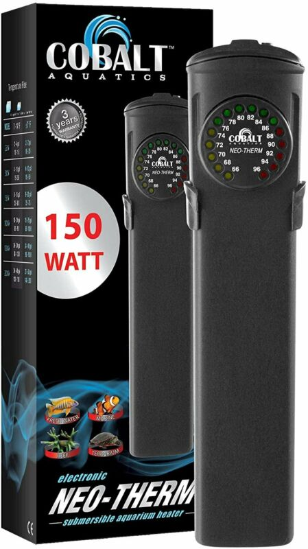 Cobalt Neo-Therm Plastic LED Heater 150 watt