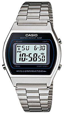 Casio B640WD-1A Casual Classic Digital Watch - Alarm Chrono