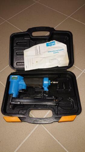 Güde Druckluft Klammergerät Tacker KN 14 C Set Koffer 40088 6 bar