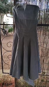 Strapless Dress Owen Wakefield Area Preview