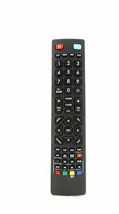 Brand New UNFRMC0001 UNFRMC0002 Remote Control for Specific E-MOTION TV Models