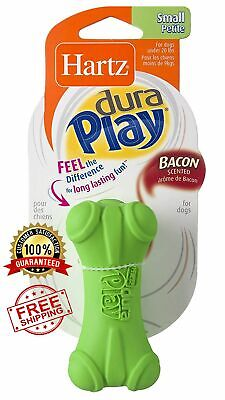 Bacon Scented Dog Toy With Irresistible Squeaker Soft & Flexible Colors Vary - Irresistible Soft Toys