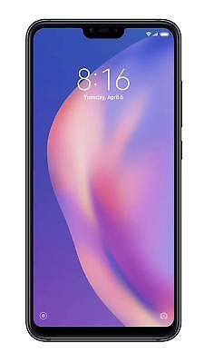 Xiaomi Mi 8 Lite Smartphone من 64 Gb، Black Black Version Global Gar. 24 شهور