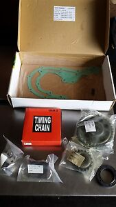 TOYOTA COROLLA 3K .. 3KC DOUBLE ROW TIMING CHAIN KIT with GEARS .. NEW