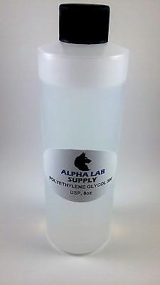 Polyethylene Glycol 300 Usp Grade 8oz - Free Shipping