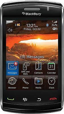 BlackBerry Storm 2 9550 - Black (Unlocked) GSM 3G Global WiFi Touch Smartphone