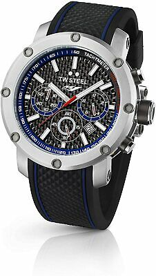 NEW TW Steel Yamaha Factory Men's Chronograph Racing Watch TW925