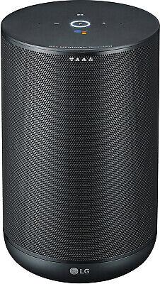 LG WK7 ThinQ Bluetooth WLAN Multiroom Lautsprecher Google Assistant schwarz
