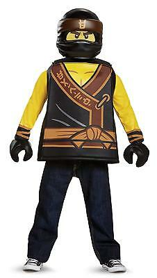 Cole Classic Lego Ninjago Ninja Toy Fancy Dress Up Halloween Child - Cole Ninjago Kostüm