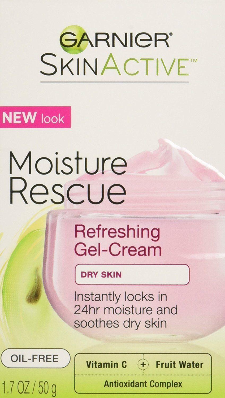 Garnier SkinActive Moisture Rescue Facial Gel-Cream Face Moi