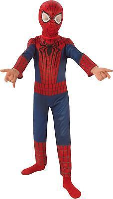 Spiderman 2 Classic  Lizenz Kostüm L 140 kinder kostüm Ahoi