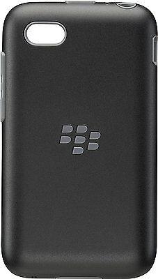 NIB OEM BLACKBERRY Q5 Premium Dual Layer Protective Shell Case ACC54809101 Black 5 Blackberry Case