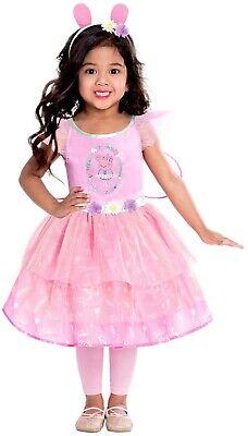Mädchen Offiziell Peppa Pig Fairy Cartoon-Tv Buch Tag - Offizielle Cartoon Kostüme