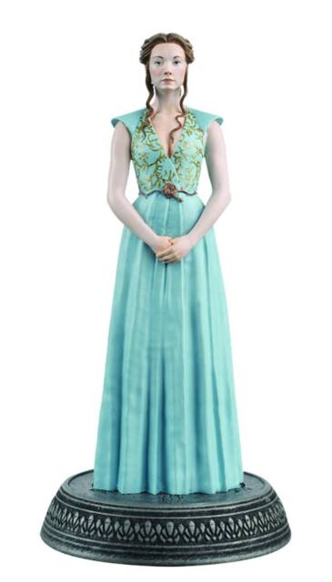 """GAME OF THRONES COLLECTOR'S MODELS #23 """"MARGAERY TYRELL"""" (EAGLEMOSS) NEW"""