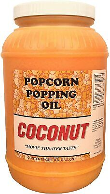 Paragon Manufactured Fun 1015 Country Harvest Coconut Popcorn Popping Oil