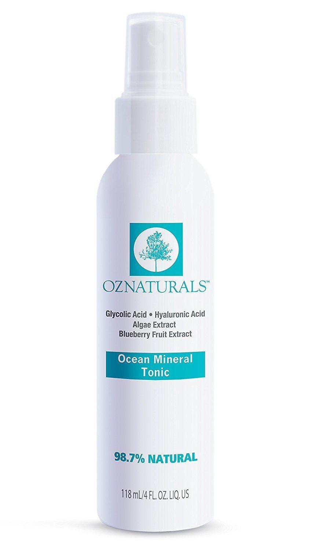 OZNaturals Natural Facial Toner - This Skin Toner Contains