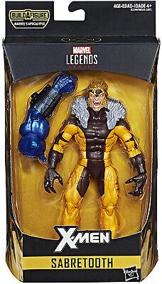 Marvel Legends ~ SABRETOOTH ACTION FIGURE ~ BAF Apocalypse ~ X-Men Series 3