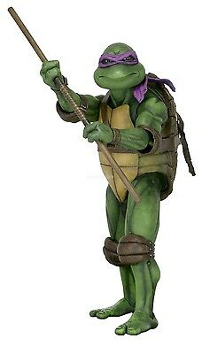 Teenage Mutant Ninja Turtles – 1/4 Scale Action Figure – Donatello - NECA