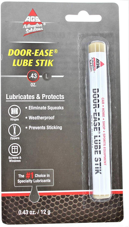 AGS  Door-Ease  General Purpose  Lubricant  0.43 oz. Advertising