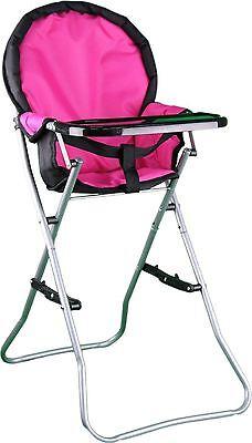 Molly Dolly Dolls Feeding High-Chair