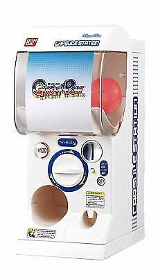 New!! 1/2 Scale Bandai Japan Official Gashapon Machine for Party Japan Import