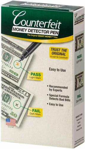 12 DRI MARK Counterfeit Money Detector Marker Pens for US Dollar Bill - DriMark