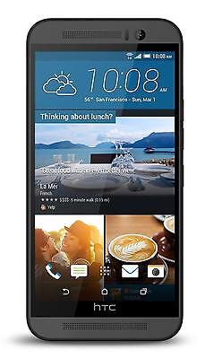 Htc One - HTC One M9 -32GB- Gray (Sprint) USED -Clean ESN- Android 4G LTE