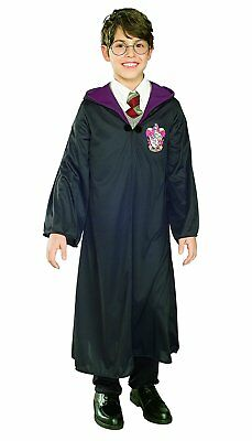 Rubie's Harry Potter Hooded Robe Costume Dress Up Size Small 4-6
