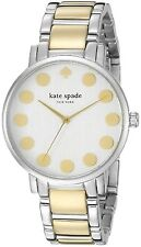 Kate Spade Gramercy Automatic White Dial Ladies Watch 1YRU0738