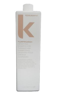 Kevin Murphy Plumping Wash  33 6 Ounce Liter New Free Shipping
