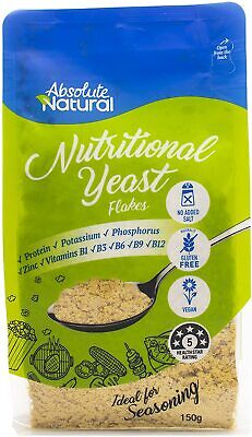 Absolute Organic Nutritional Yeast 150 g