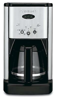 Cuisinart Form Central 12-Cup Programmable Coffee Maker - Recertified