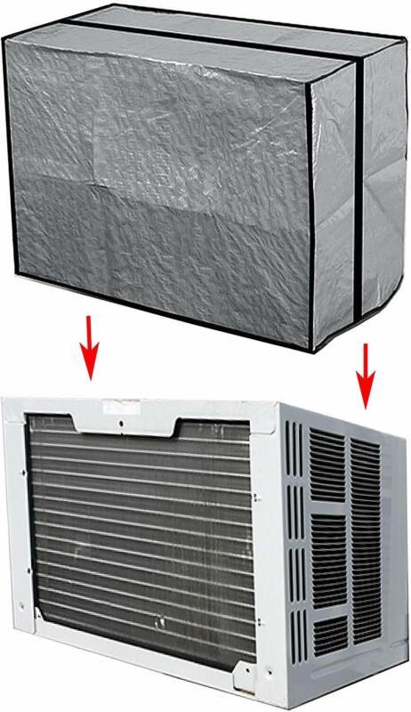 Air Conditioner Heavy Duty AC Outdoor Window Unit Cover Medi