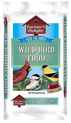 Wild Bird Mix - Wild Bird Food Premium Blend Mix-Bag Park Seed Block Feed Canary | FREE 2-DAY