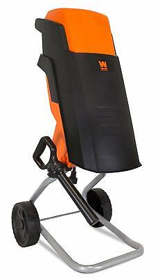 Best Portable Electric Small Wood Chipper Shredder Mulcher Yard Garden (Best Wood Chipper Mulcher)