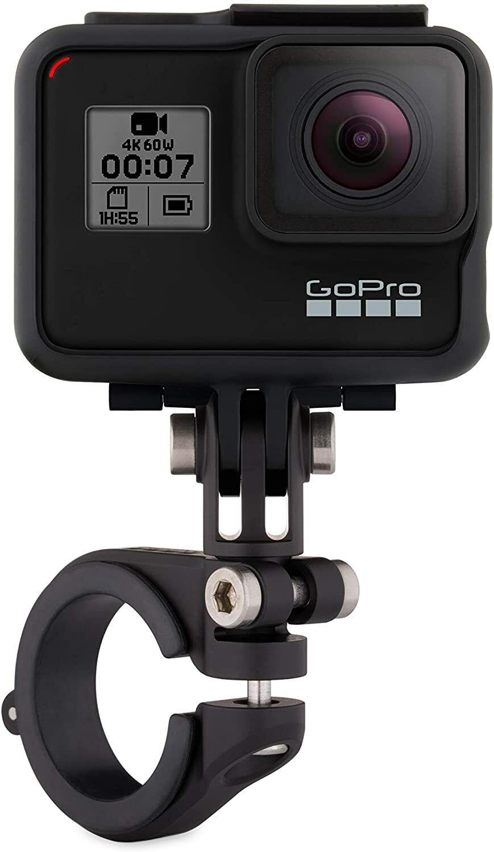 GoPro AMHSM-001 Nero Supporto e Fissaggio per Manubrio / Sellino / Asta