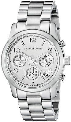 Michael-Kors-Women-s-Runway-Silver-Analog-Watch-MK5076