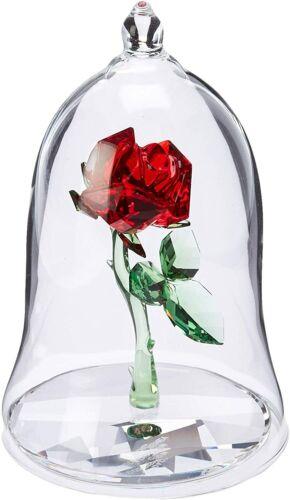 Swarovski Enchanted Rose Crystal Figurine 5230478