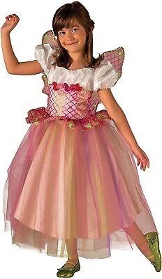 Spring Fairy Costume | Dress & Wings | Child Small | 3-4 Years | US Size 4-6](Fairy Costume Child)
