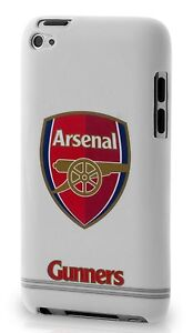 Arsenal F.C Hard Back Case for Apple iPOD TOUCH 4G Officially Licensed