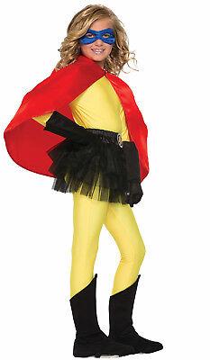 Kinder Superhelden Umhang Rot Unisex Kostüm Zubehör Bösewicht - Rote Bösewicht Kostüme