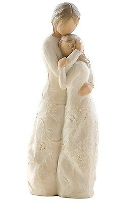 Willow Tree Close To Me Resin Figurine Mother Daughter Keepsake Ornament Gift