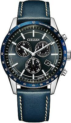 2021 New! CITIZEN Eco-Drive Chronograph BL5490-09M Men's Watch from Japan!