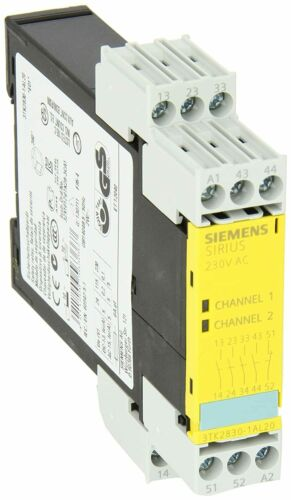Siemens Sirius 3TK28 30-1AL20 Safety Relay Expansion Unit, 4NO, 230VAC