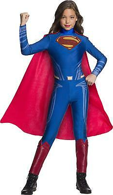 Superman Girl Justice League Superhero Fancy Dress Up Halloween Child - Superhero Girl Dress Up