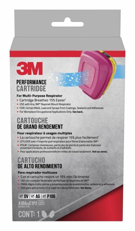 3M 60923HB1-C Replacement Cartridges for Professional Multi-Purpose...