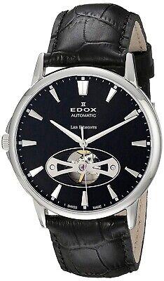 NEW Edox Les Bemonts Men's Automatic Watch - 85021-3-NIN